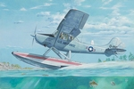 R629  L-19/O-1 Bird Dog Floatplane 1:32 kit
