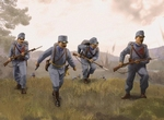 ICM35673  Austro-Hungarian Infantry 1914 (4) 1:35 kit