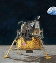 RE3701  Apollo 11 Lunar Module Eagle 1:48 kit