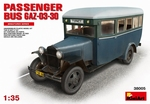 MA38005  Passenger Bus GAZ-03-30 1:35 kit
