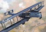 R050  Zeppelin Staaken R.VI 1:72 kit