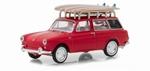 97050A  Volkswagen Type 2 Variant Rek & Surfboard 1:64