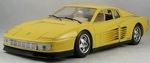 3004  Ferrari testarossa 1984 geel 1:18