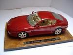 3746  Ferrari 456 GT 1:18 maroon 1:18