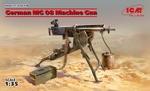 ICM35710  German MG08 Machine Gun 1:35 kit