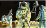 A00741  Astronauts 1:76 kit