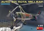 MA41008  AVRO 671 ROTA MK.I RAF 1:35 kit