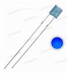896T  Led Diode Vierkant Rechthoek 2x3x4mm Blauw 10 stuks