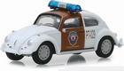 29960F  Chiapas Mexico Traffic Police Classic VW Beetle 1:64