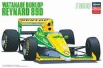 HA20370   Watanabe Dunlop Reynard 89D 1:24 kit