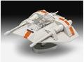 RE1104  Snowspeeder easy-click 1:52 kit