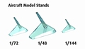 RE3800  Aircraft Model Stands