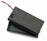 900T  2 AA Batterijhouder + Schakelaar