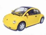 430054001   Volkswagen Beetle Concept Saloon 1994 (geel) 1:43