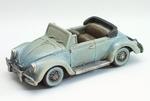 341  Volkswagen Kever Cabriolet (zilver)