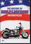 1121  The History of Harley Davidson Motorcycles DVD