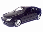 B66961918  Mercedes Benz Sport Coupe Ebvolution (zwart) 1:43