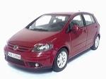 819901107  Volkswagen Golf Plus (rood) 1:43