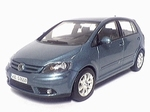 819901108  Volkswagen Golf Plus (blauw metallic) 1:43