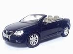 819901115  Volkswagen EOS (donkerblauw ) 1:43