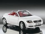 8487  Audi TT Roadster 1:18