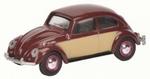 20106 Volkswagen Kever  rood 1:64