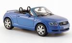 143302  Audi TT Roadster (blauw) 1:43
