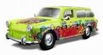32303GR  Volkswagen 1600 Squareback (groen) 1:24