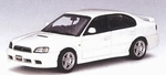 58612  Subaru Legacy B4 1999 (wit) 1:43