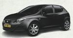 0143  Seat Ibiza Sport Coupé 2010 (zwart) 1:43