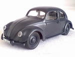 VCC99015  Volkswagen KdF Saloon 1938 dull blue 1:43