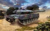 RE3180 Leopard 2 A6/A6M 1:72 Kit
