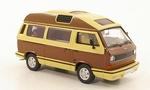 11481  Volkswagen T3a Dehler-Profi  (bruin beige) 1:43