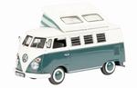 03544  Volkswagen T1 Campingbus  (groen) 1:43