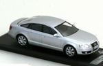 143301  Audi A6 2006 (zilver) 1:43