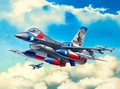 RE3992  F-16C USAF 1:144 Kit