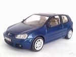 819901129  Volkswagen Golf (blauw) 1:43