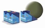 36168  Aqua Donkergroen mat 18 ml