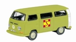 26008  Volkswagen T2a Bus  ABS 1:87