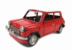 C991LP-R 1960 Mini Cooper in red 30 cm