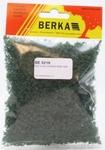 0216  Decoratievlok  donkergroen grof 5 gram