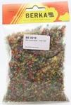 0219  Decoratievlok  bont fijn 7 gram