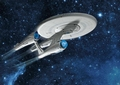 RE4882 U.S.S. Enterprise NCC-1701 INTO DARKNESS 1:500 kit