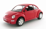 22029RD  New Beetle rood 1:24