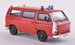 13055  Volkswagen T3-b  Feuerwehr 1:43