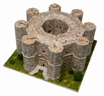 AE1008  Del Monte Castle 1:150 Kit