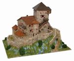 AE1054  Burg Branzoll 1:110 Kit
