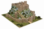 AE1007  Loarre castle 1:200 Kit