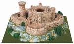 AE1004  Bellver Castle  Mallorca 1:350 Kit