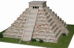 AE1270  Kukulcán Temple 1:175 kit